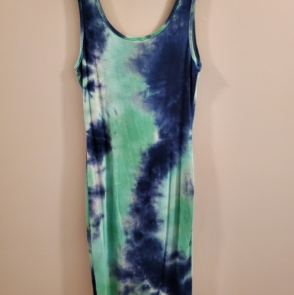 4/25$ New with tags tiedye dress